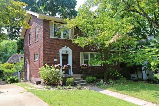 312 Newport Avenue, St Louis, MO 63119 (#20067490) :: Hartmann Realtors Inc.