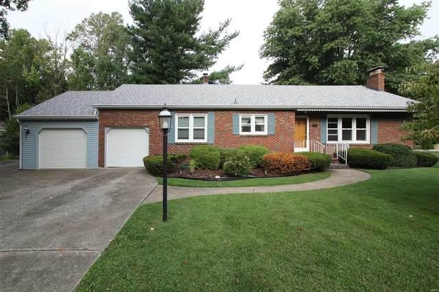 12 Pine Lake Drive, Collinsville, IL 62234 (#20067492) :: Hartmann Realtors Inc.