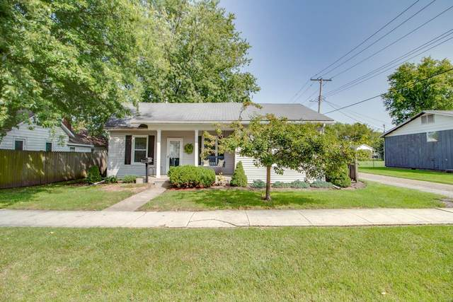 320 Maple Street, Carrollton, IL 62016 (#20067494) :: Tarrant & Harman Real Estate and Auction Co.