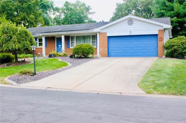 515 Sunset, Edwardsville, IL 62025 (#20067516) :: Parson Realty Group