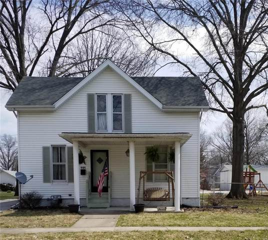 421 N Charles, CARLINVILLE, IL 62626 (#20067524) :: Tarrant & Harman Real Estate and Auction Co.