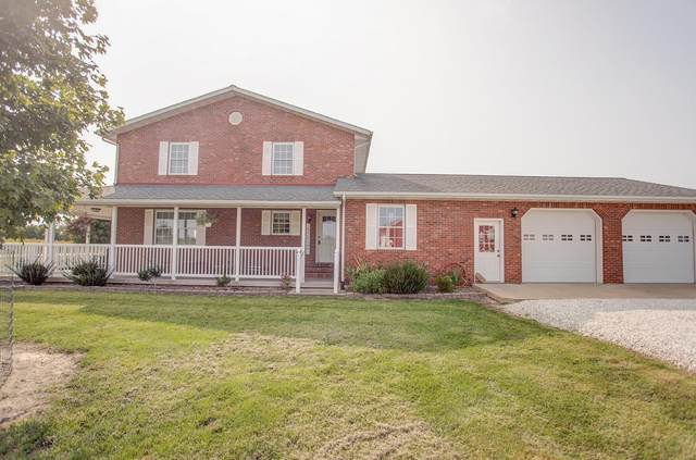 162 E Patterson Road, Roodhouse, IL 62082 (#20067525) :: Kelly Hager Group | TdD Premier Real Estate
