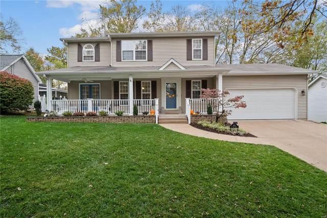 411 S Van Buren Avenue, St Louis, MO 63122 (#20067530) :: The Becky O'Neill Power Home Selling Team