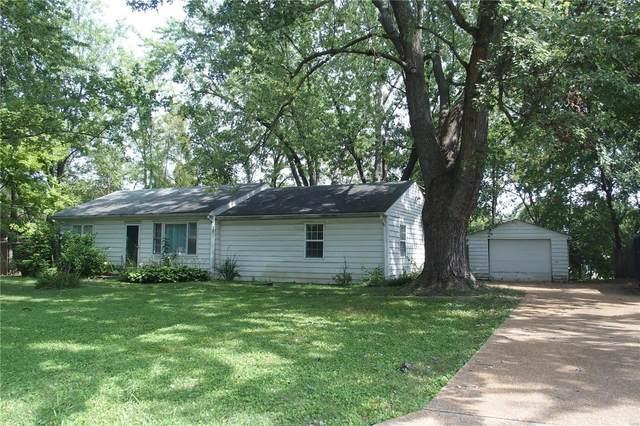 1818 Peach Street, Saint Peters, MO 63376 (#20067540) :: Century 21 Advantage