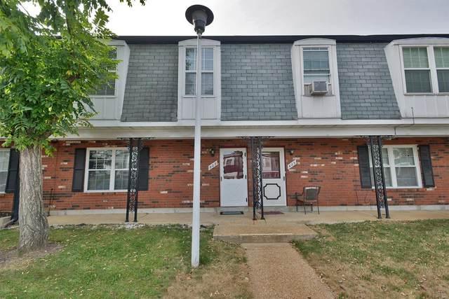 827 Dumont, St Louis, MO 63125 (#20067578) :: Hartmann Realtors Inc.