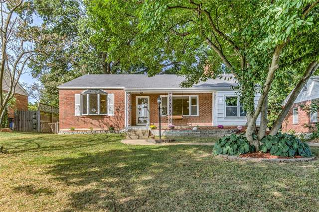 7715 Blackberry Avenue, University City, MO 63130 (#20067605) :: Parson Realty Group