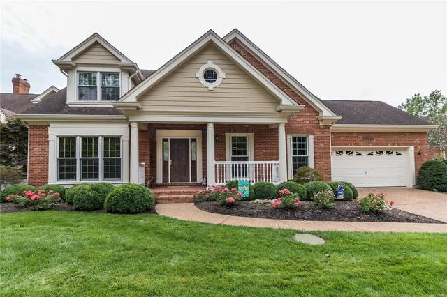 13024 Pembrooke Valley Court, St Louis, MO 63141 (#20067609) :: The Becky O'Neill Power Home Selling Team
