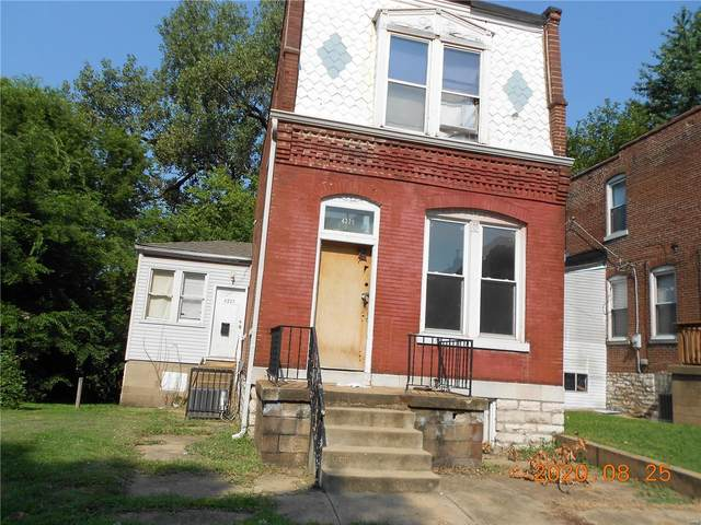 4225 Iowa Avenue, St Louis, MO 63111 (#20067634) :: Hartmann Realtors Inc.