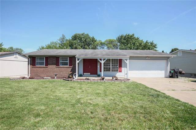 1012 Carriage Run, Saint Charles, MO 63303 (#20067668) :: The Becky O'Neill Power Home Selling Team