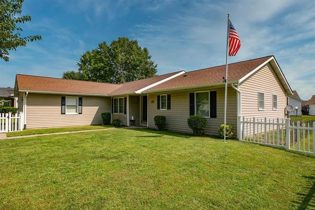 406 Leisure Street, New Baden, IL 62265 (#20067676) :: RE/MAX Vision