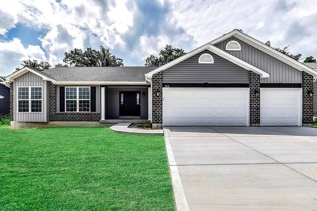417 Sandra Drive, Truesdale, MO 63380 (#20067689) :: The Becky O'Neill Power Home Selling Team