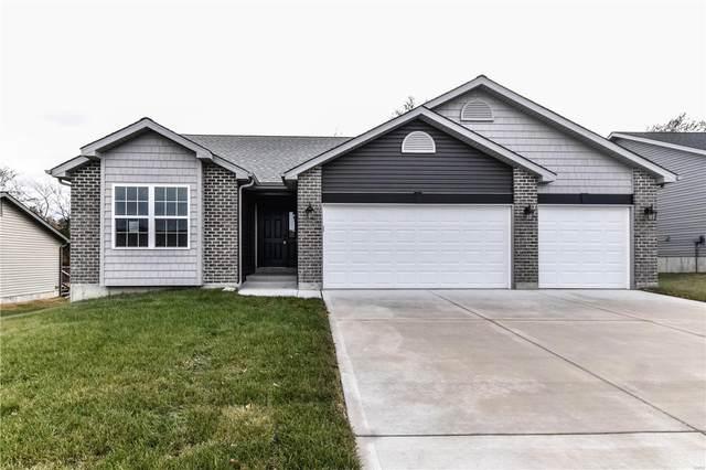 410 Sandra Drive, Truesdale, MO 63380 (#20067708) :: The Becky O'Neill Power Home Selling Team