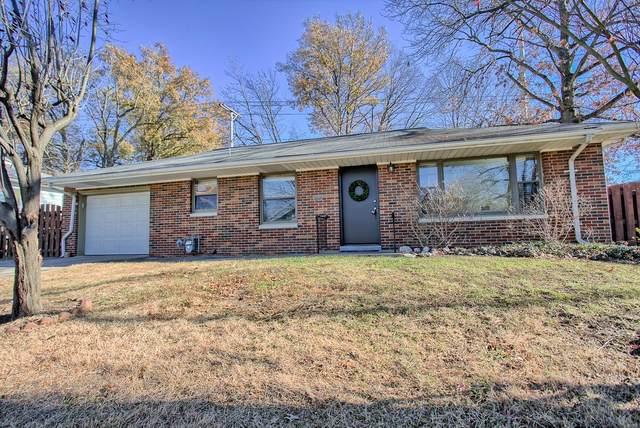 340 S Benton Street, Edwardsville, IL 62025 (#20067723) :: Peter Lu Team
