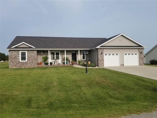 3204 Appaloosa Court, HERRIN, IL 62948 (#20067771) :: The Becky O'Neill Power Home Selling Team