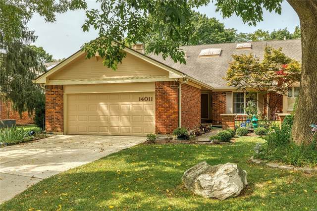 14011 Baywood Villages Drive, Chesterfield, MO 63017 (#20067786) :: Parson Realty Group