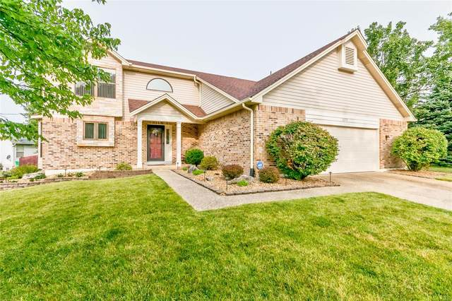16719 N Fork Ridge Drive, Florissant, MO 63034 (#20067791) :: The Becky O'Neill Power Home Selling Team