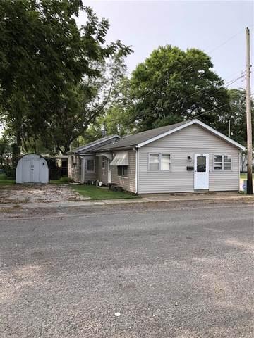 105 W High Street, Freeburg, IL 62243 (#20067803) :: Clarity Street Realty
