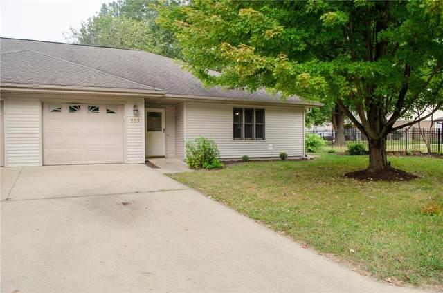 203 Mary Jo Street, Belleville, IL 62226 (#20067804) :: Clarity Street Realty