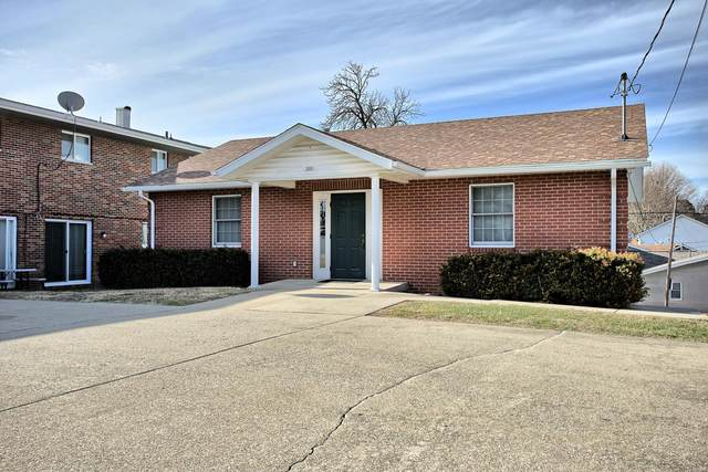 2135 North Center Street, Maryville, IL 62062 (#20067817) :: Tarrant & Harman Real Estate and Auction Co.