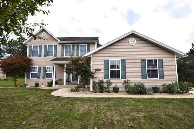 1128 Driftwood, Waterloo, IL 62298 (#20067824) :: The Becky O'Neill Power Home Selling Team