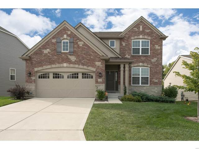 11166 Liebrooke Ct., St Louis, MO 63146 (#20067852) :: The Becky O'Neill Power Home Selling Team