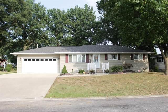 1513 Paradise Drive, Highland, IL 62249 (#20067862) :: Hartmann Realtors Inc.