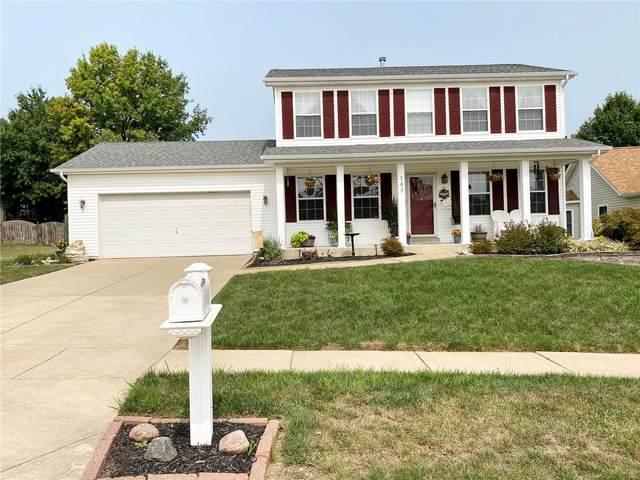 143 Cherrywood Parc, O'Fallon, MO 63368 (#20067867) :: Kelly Hager Group | TdD Premier Real Estate