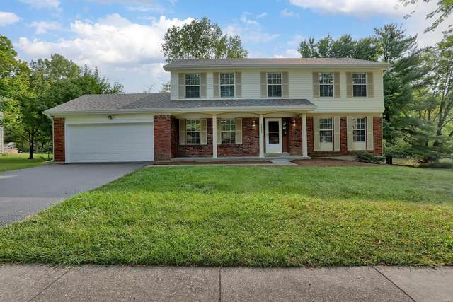 2022 Seven Pines Drive, St Louis, MO 63146 (#20067887) :: RE/MAX Vision