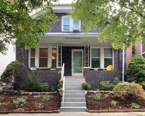 4674 Rosa Avenue, St Louis, MO 63116 (#20067902) :: Kelly Hager Group | TdD Premier Real Estate