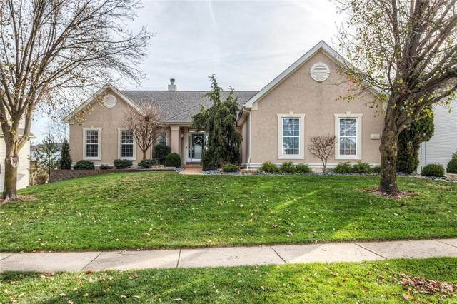 1103 Ridgeway Meadow Drive, Ellisville, MO 63021 (#20067903) :: Parson Realty Group
