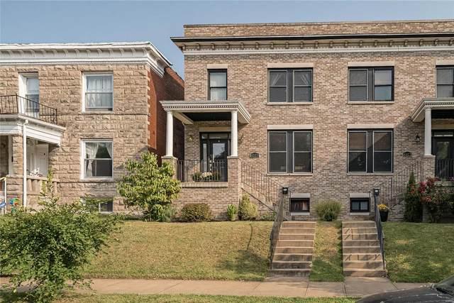 4109 Botanical Avenue, St Louis, MO 63110 (MLS #20067908) :: Century 21 Prestige