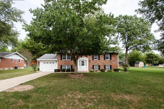 1326 Lincoln Boulevard, Mascoutah, IL 62258 (#20067912) :: The Becky O'Neill Power Home Selling Team