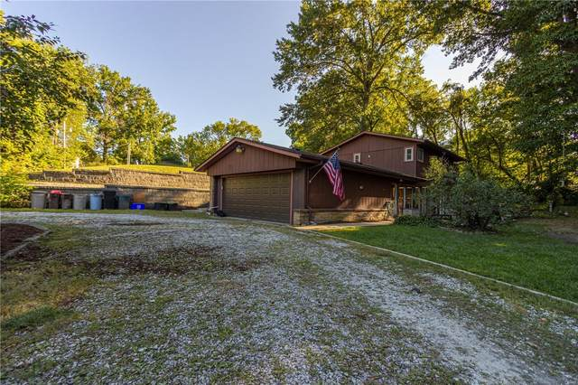 2218 Park Hill Drive, Highland, IL 62249 (#20067927) :: RE/MAX Professional Realty