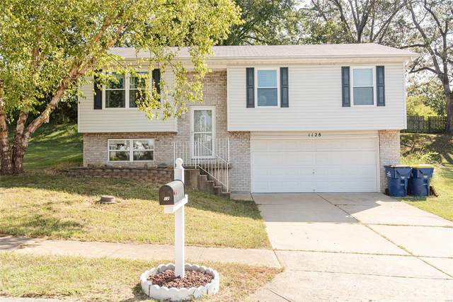 1128 Valentine, Festus, MO 63028 (#20067934) :: St. Louis Finest Homes Realty Group