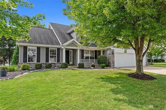 1606 Broadsword Lane, Lake St Louis, MO 63367 (#20067946) :: The Becky O'Neill Power Home Selling Team