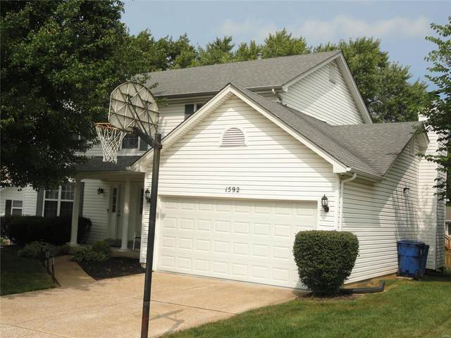 1592 Saddlegate Court, Florissant, MO 63033 (#20067980) :: RE/MAX Vision