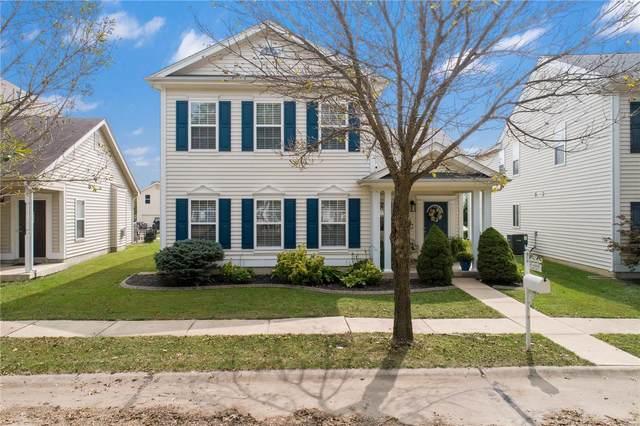 484 Boardwalk Springs Place, O'Fallon, MO 63368 (#20067982) :: Kelly Hager Group | TdD Premier Real Estate