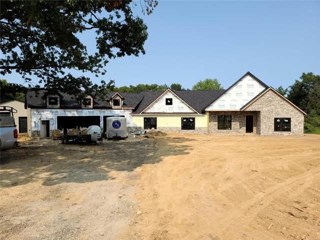 1266 N Point Prairie, Wentzville, MO 63385 (#20067988) :: PalmerHouse Properties LLC