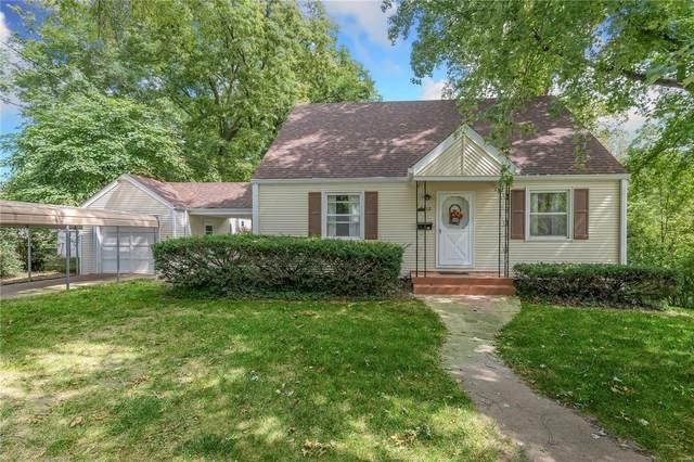 912 St.Clair Avenue, Collinsville, IL 62234 (#20068011) :: Hartmann Realtors Inc.