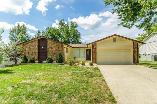 13 Weatherby Drive, Saint Peters, MO 63376 (#20068027) :: Matt Smith Real Estate Group