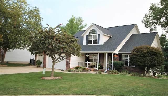 22 Sunny Dale, Glen Carbon, IL 62034 (#20068028) :: Clarity Street Realty