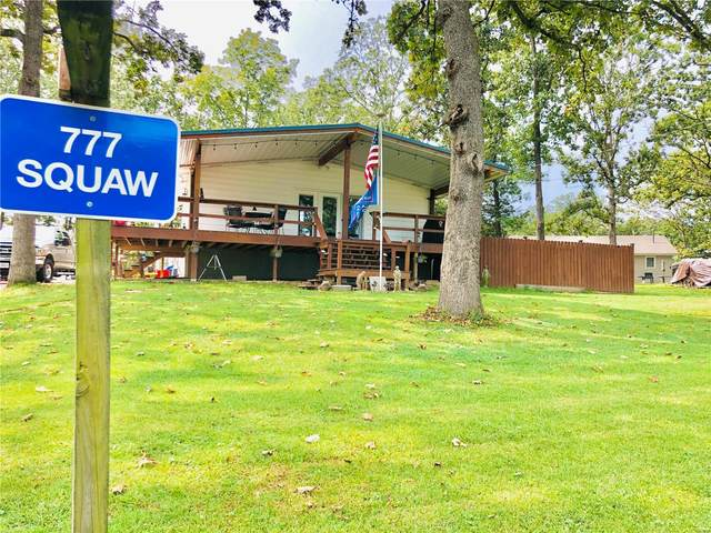 777 Squaw Road, Cuba, MO 65453 (#20068088) :: Parson Realty Group
