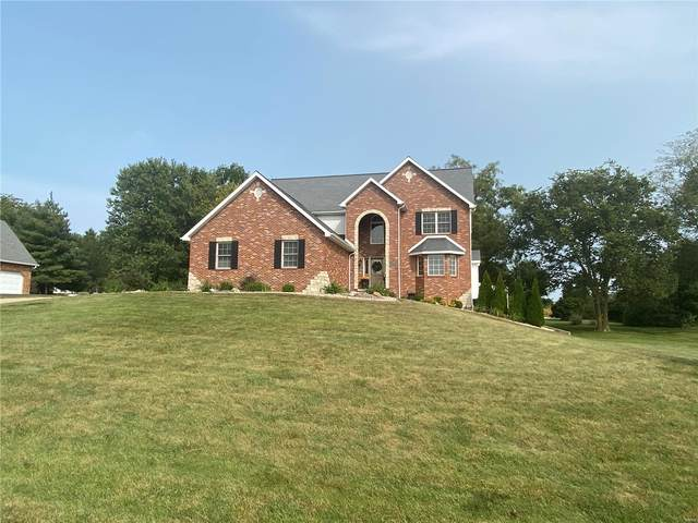 938 Fairway, Greenville, IL 62246 (#20068095) :: The Becky O'Neill Power Home Selling Team