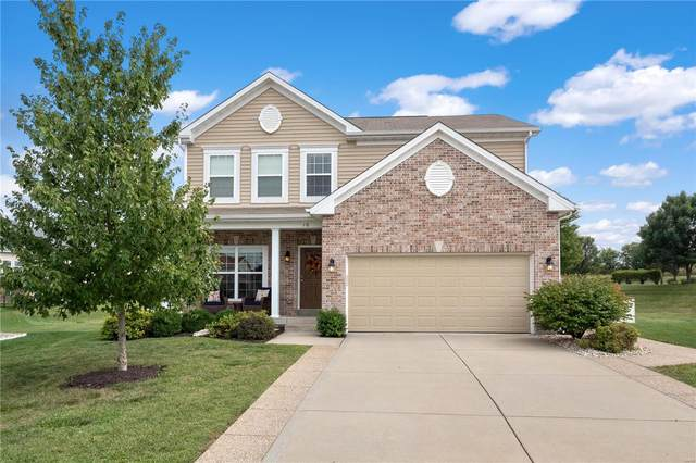 16 Glenvalley Court, Wentzville, MO 63385 (#20068111) :: The Becky O'Neill Power Home Selling Team