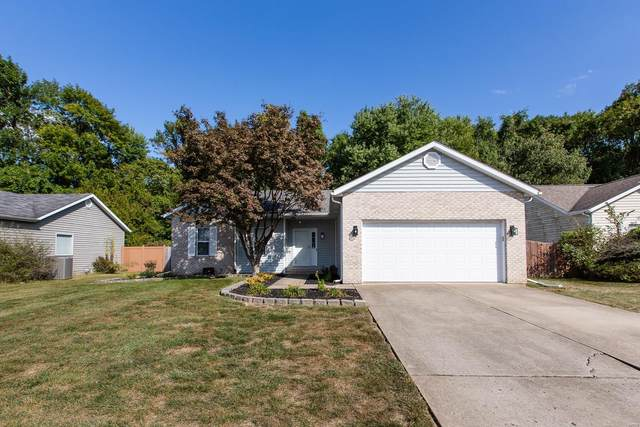 814 Jade, O'Fallon, IL 62269 (#20068144) :: RE/MAX Vision