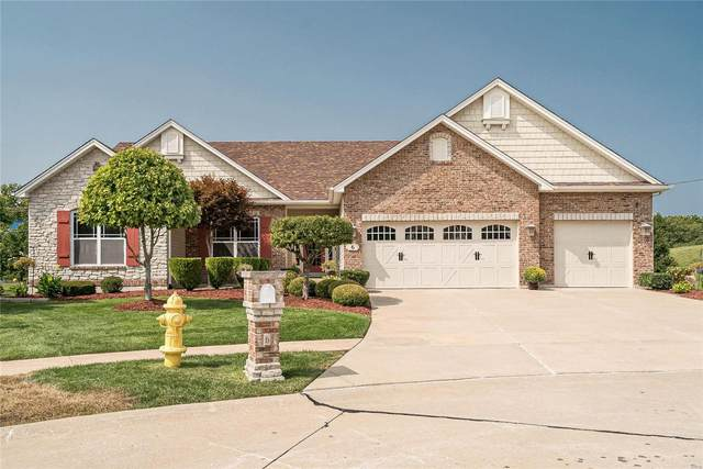 6 Panorama Pointe Manor Circle, Wentzville, MO 63385 (#20068162) :: The Becky O'Neill Power Home Selling Team