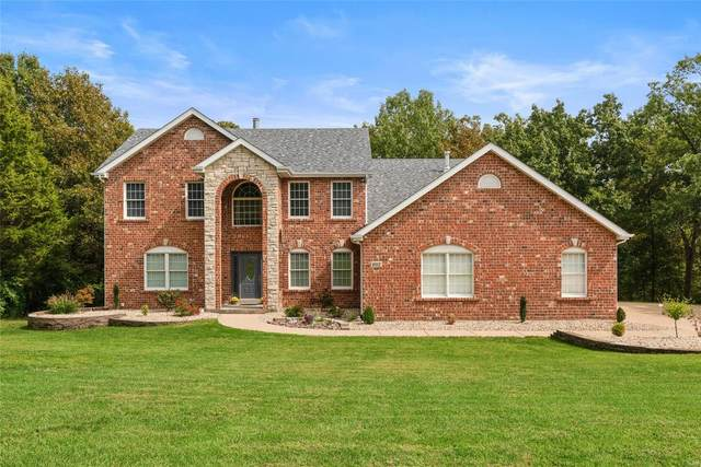 602 Fallen Cedar Court, Wentzville, MO 63385 (#20068171) :: The Becky O'Neill Power Home Selling Team