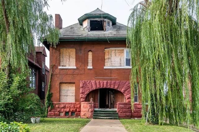 4266 Washington, St Louis, MO 63108 (#20068177) :: Parson Realty Group