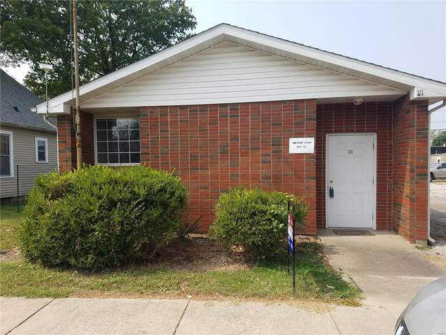 111 S Donk, Maryville, IL 62062 (#20068219) :: Tarrant & Harman Real Estate and Auction Co.