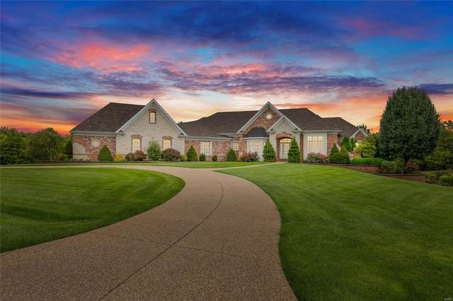 157 Bless Us Drive, Wentzville, MO 63385 (#20068249) :: Clarity Street Realty